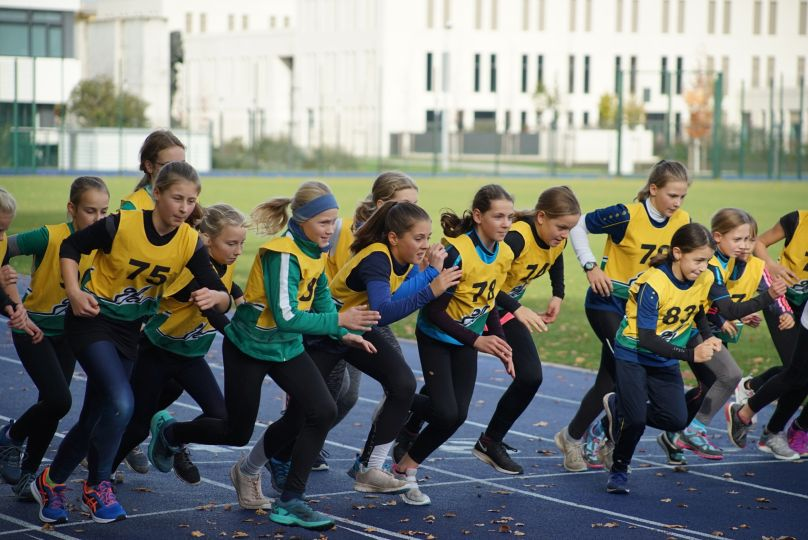 D1 / D2 Kadertest Athletik Leipzig